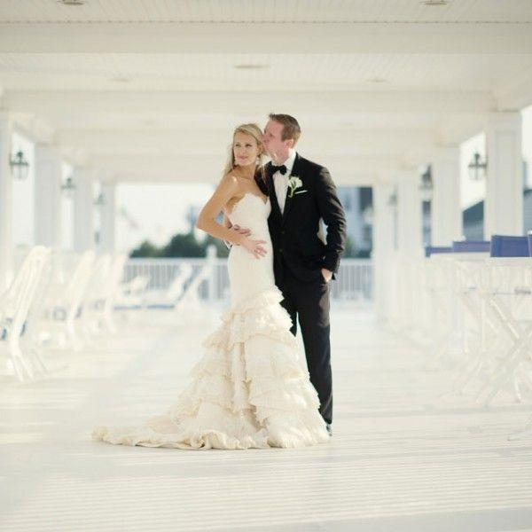 2014 Black Beach Wedding Groom Attire, The Black Beach
