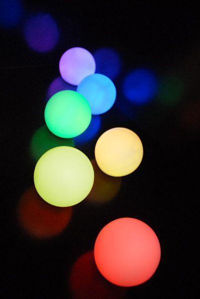 LOFTEK LED Small Glowing Orbs#glowing #led #loftek #orbs #small