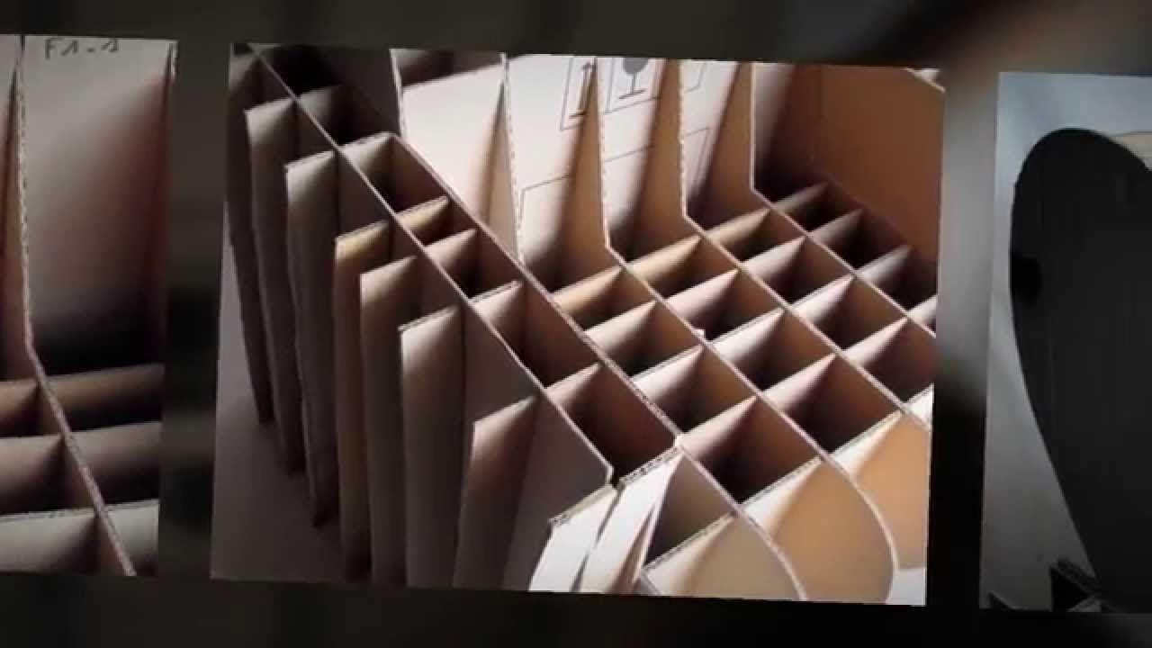 Comment Créer Un Fauteuil En Carton Karton Sessel Lernen