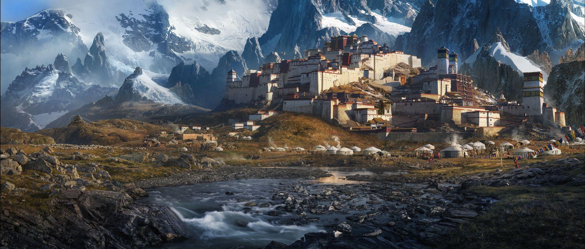 dmitry-zaviyalov-tibetian-monastery.jpg (1920×817)