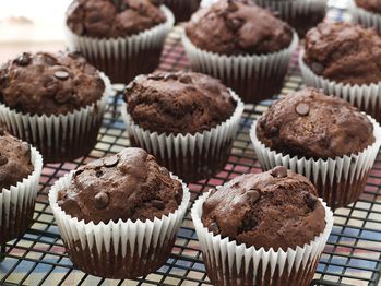 """Chocolate Muffins"" from Cookstr.com #cookstr"