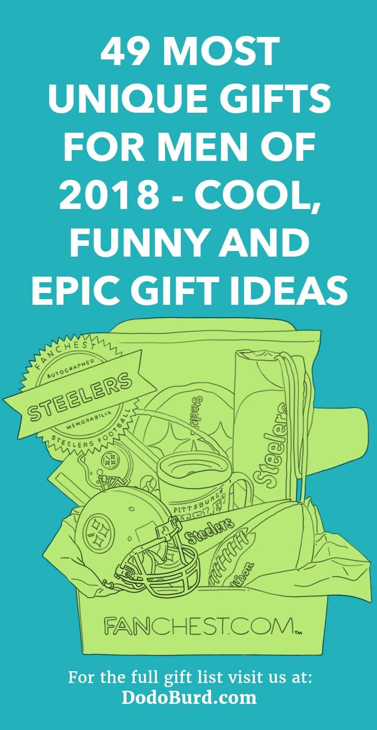 49 Most Unique Gifts for Men of 2020 Great Gift Ideas