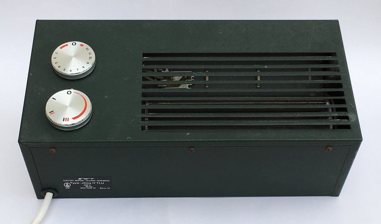 Heizlüfter clima 17 TLU von EWT (ElektroWärmeTechnik