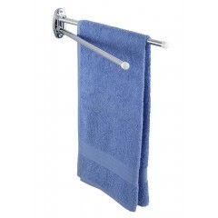Wenko Handtuchhalter Basic Mit 2 Armen Handtuchhalter Halte