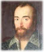 """Lord William Howard (December 19, 1563 – October 1640) was an English nobleman and antiquary, sometimes known as """"Belted or Bauld (bold) Will""""."""