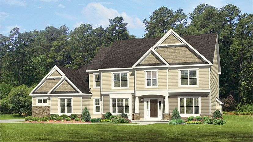 Home Plan HOMEPW77536   2815 Square Foot, 4 Bedroom 2 Bathroom New American  Home With
