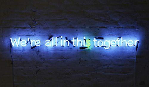 Were All In This Together White Hot Neon Love Pinterest