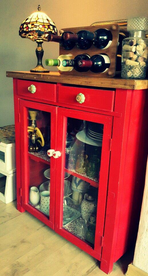 Mueble de Pino pintado | Deco ambientes | Pinterest | Muebles de ...