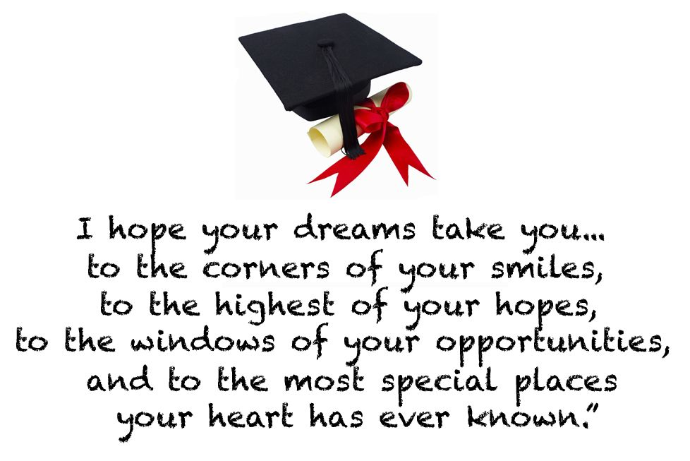 Exceptionnel 25 Graduation Quotes And Inspirational Sayings Seniors, Donu0027t Forget To  Schedule An Appointment With Career Development!