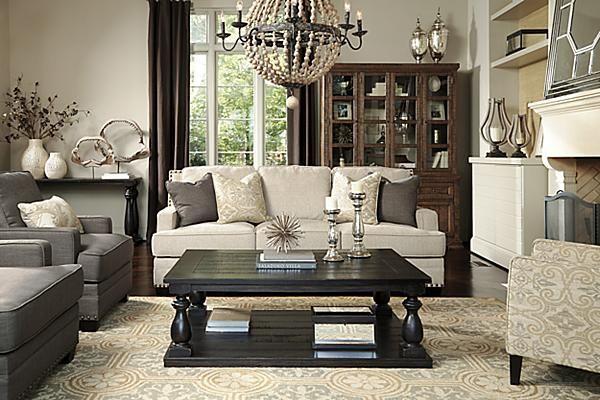 Farmhouse Living Room Furniture, Ashley Living Room Furniture