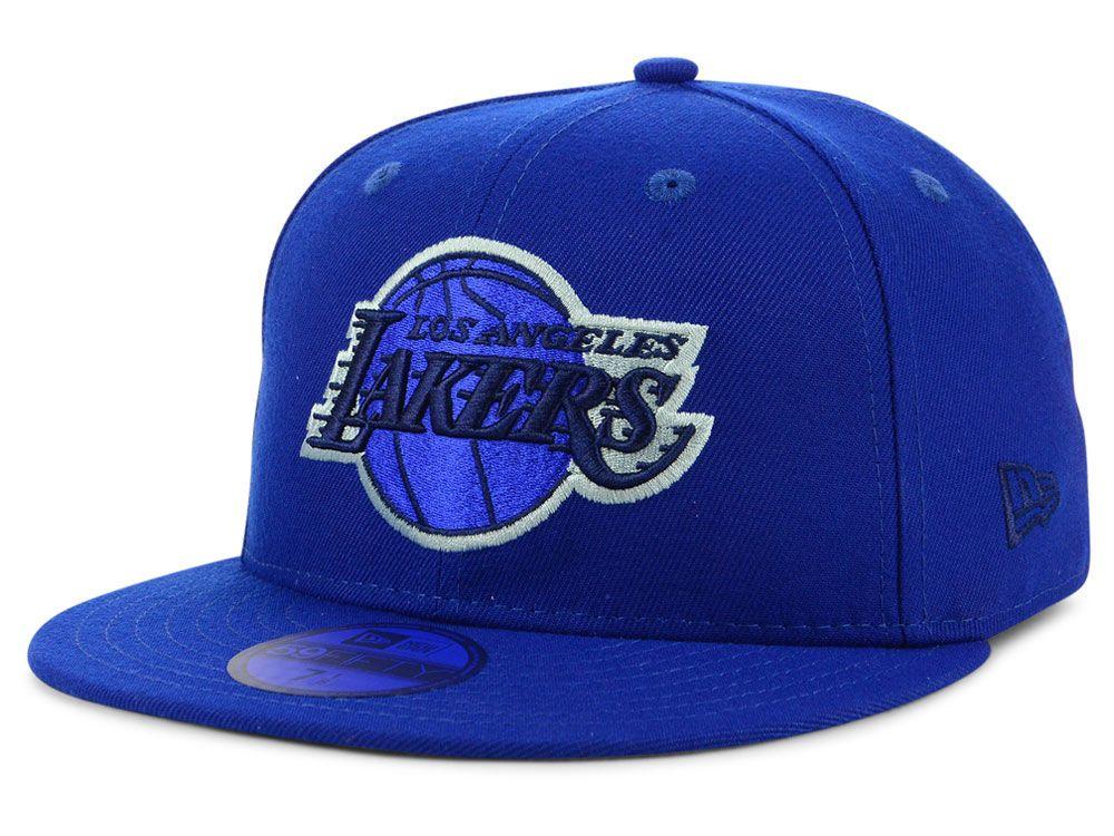 2b9f7098f43 Los Angeles Lakers New Era NBA Color Prism Pack 59FIFTY Cap