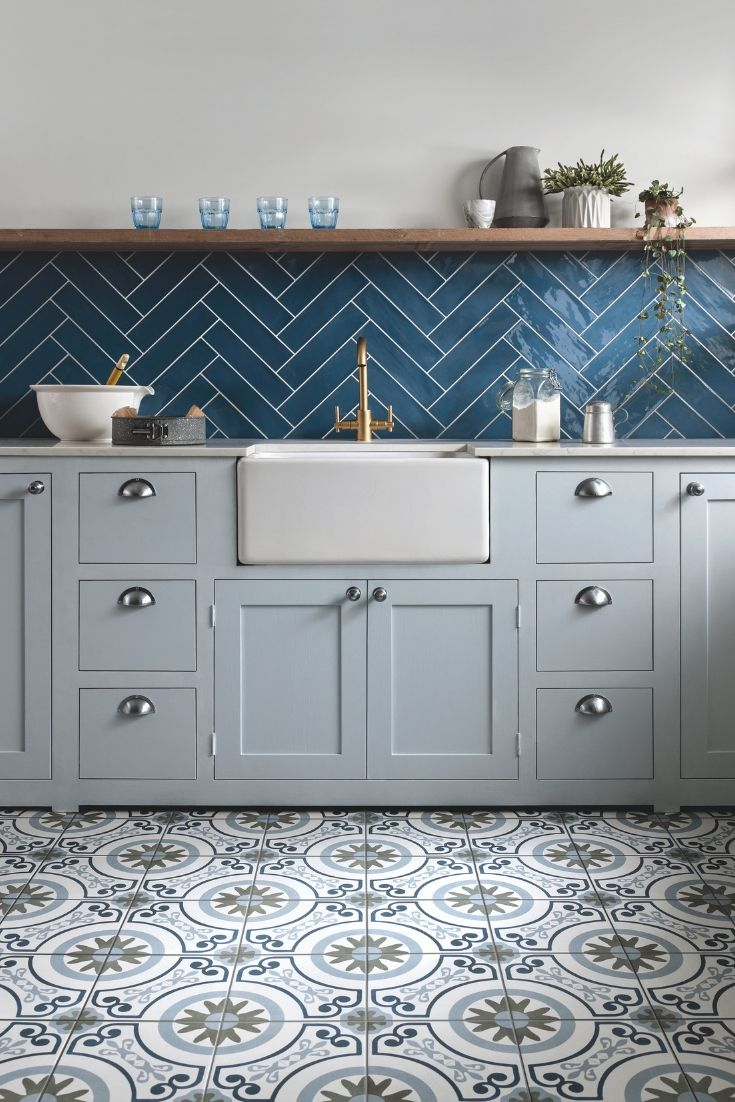 9+ Affordable Kitchen Wall Tile Design Ideas To Try Right Now ...