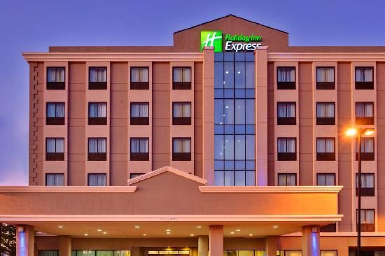 Holiday Inn Express Los Angeles Lax Airport Los Angeles Hotels Holiday Inn Costco Travel