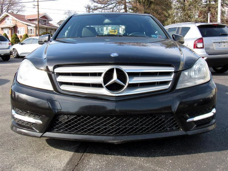 2012 Mercedes Benz C Class C300 4matic Luxury Sedan In 2020 Benz