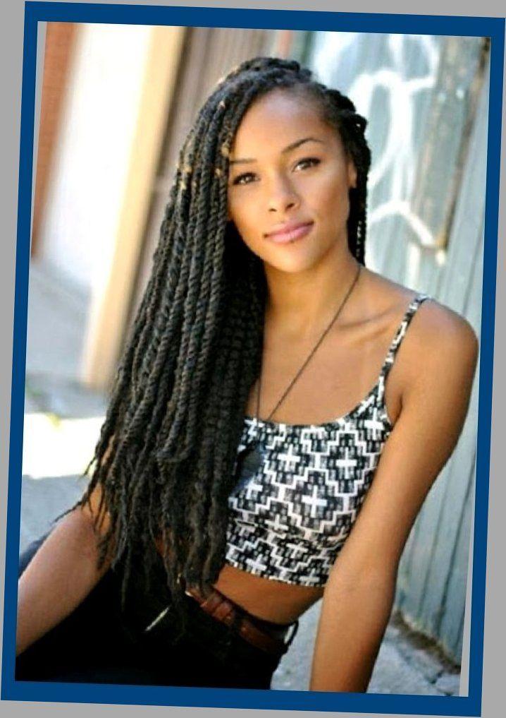 Black Teenage Hairstyles: 50 Best Black Braided Hairstyles To Charm Your Looks 2016
