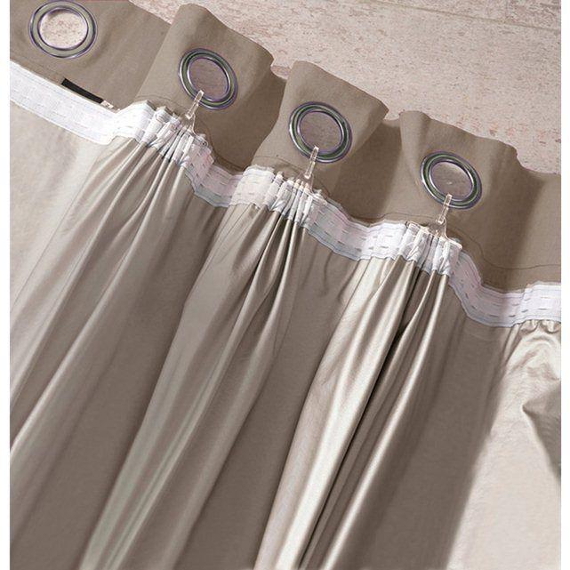 doublure occultante meso la redoute interieurs la redoute rideaux pinterest la redoute. Black Bedroom Furniture Sets. Home Design Ideas