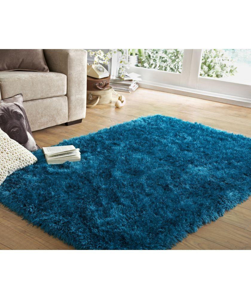 House Bliss Deep Pile Shaggy Rug