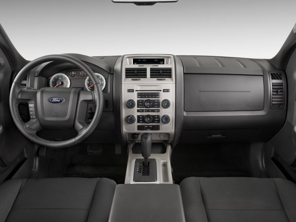 The Ford Escape Is Powered By A Four Cylinder Engine That Auto