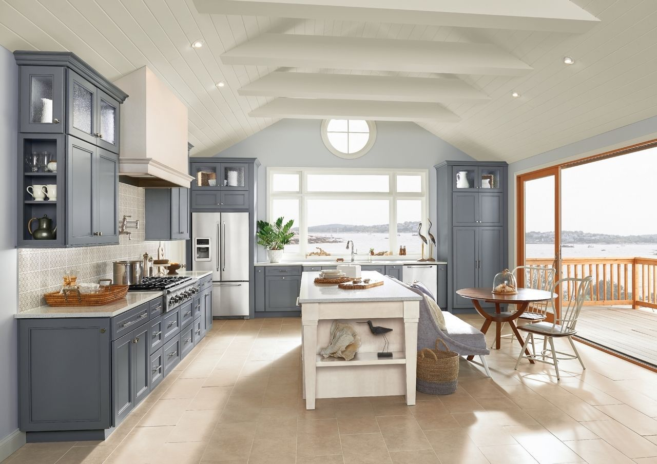 New KraftMaid Cabinetry cabinet colors have hit the ...