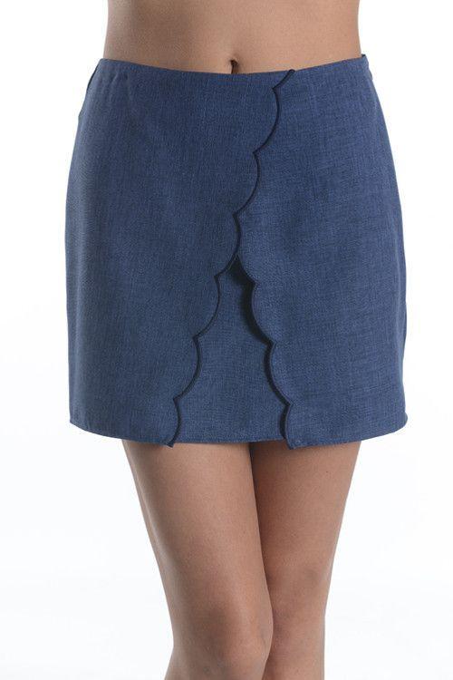 Manifest Your Destiny Skirt