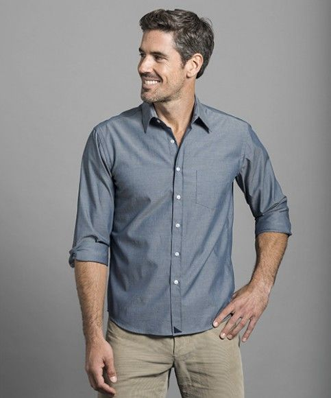 UNTUCKit Launch Men's Fall Collection Of Casual Button-down Shirts ...