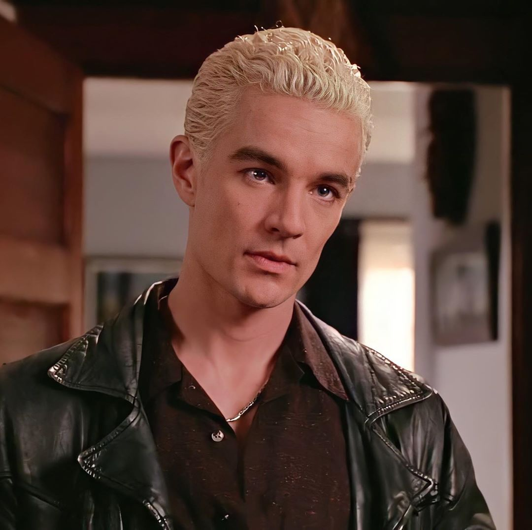 In Buffy's original script, Spike was going to be murdered off by Angelus after five episodes.