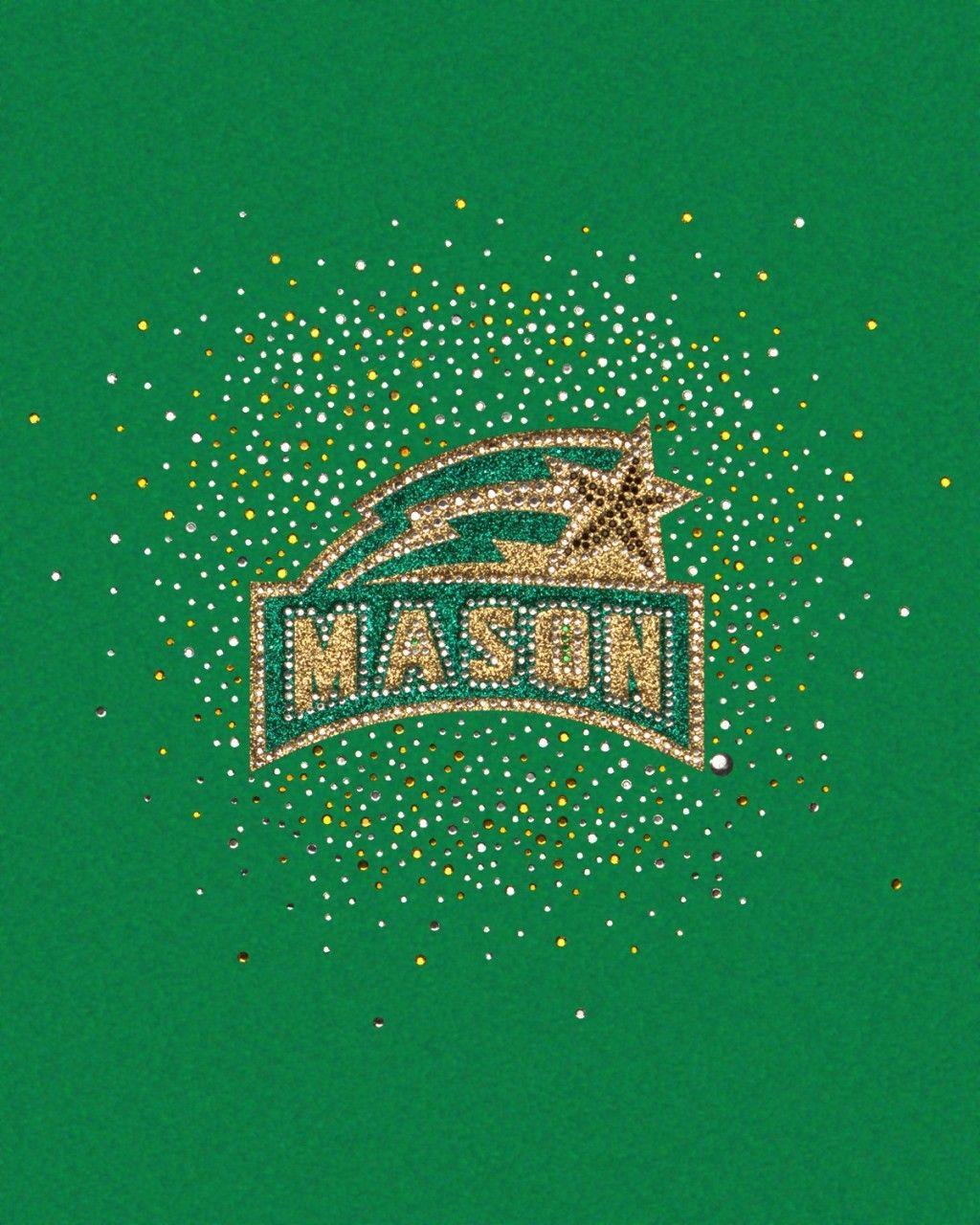George Mason Patriots Team Fashion Apparel meesh & mia
