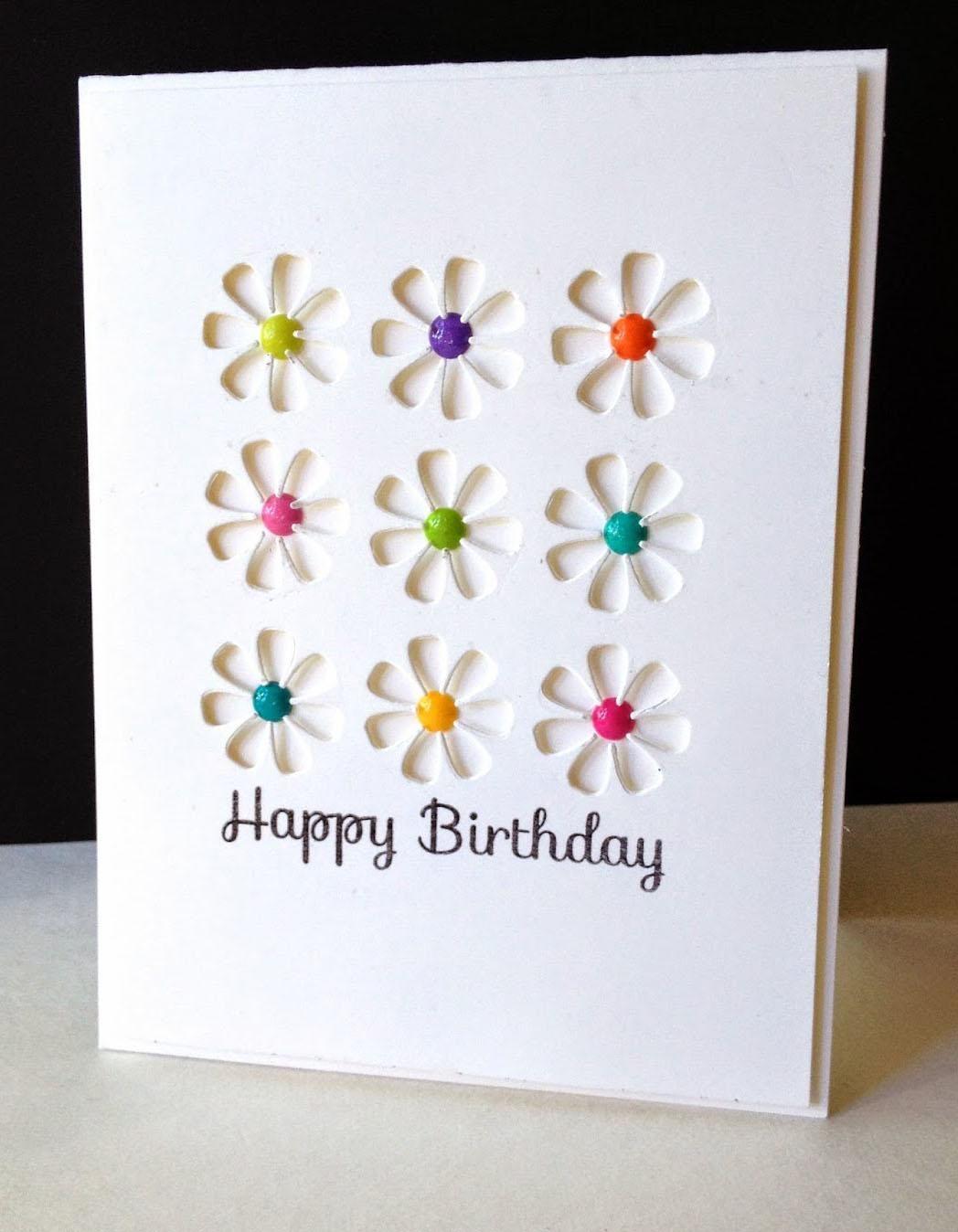 65 Cool Diy Birthday Cards Ideas Birthday Cards Diy Card Making Birthday Cricut Birthday Cards