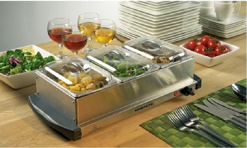 Food warming tray electric kitchen buffet server mini