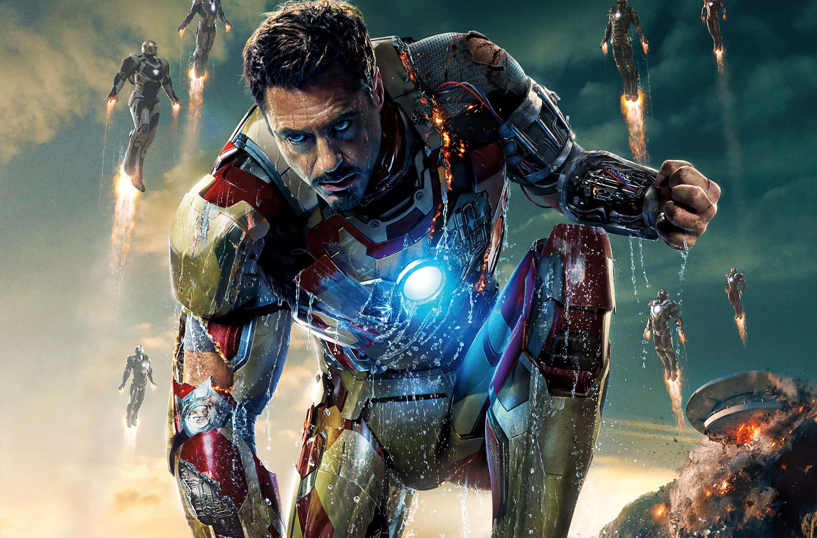Iron Man 3 Movie Wallpapers Full Hd 4k New Iron Man Iron Man Iron Man Wallpaper