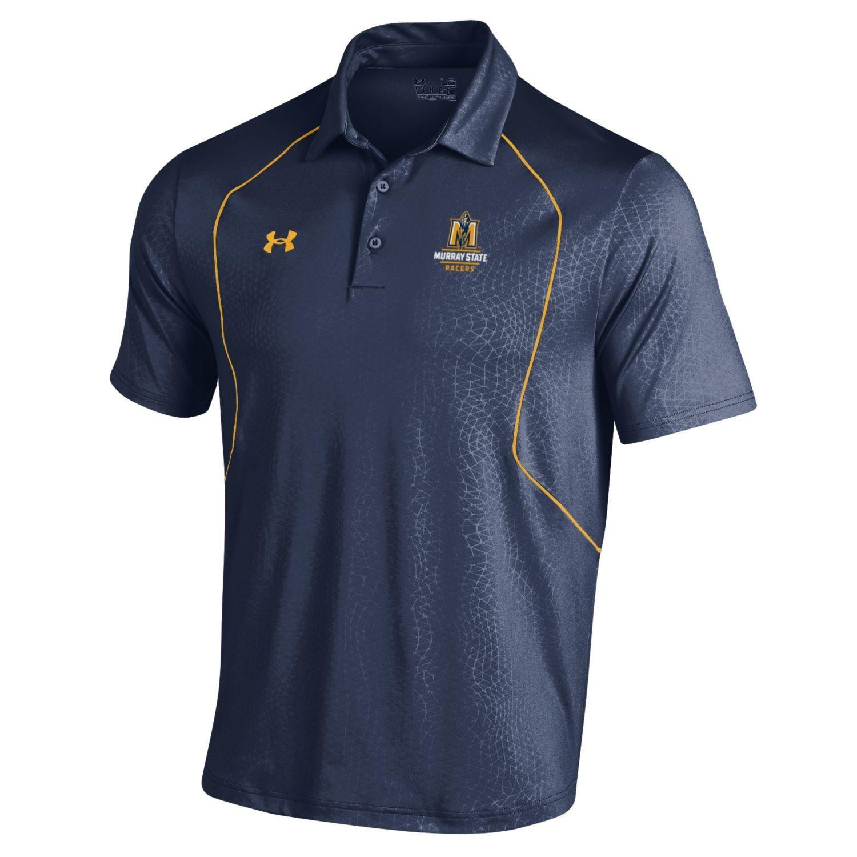 Under Armour Smu Apex Polo 59 99 Performance Polos Golf Shirts Team Sports Apparel