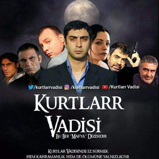 Kurtlar Vadisi 2003 2005 Film Posteri Poster Kurt