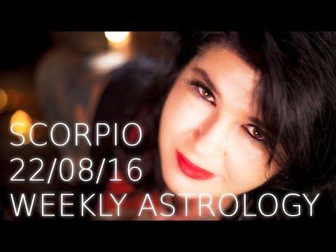 Scorpio horoscope michele knight