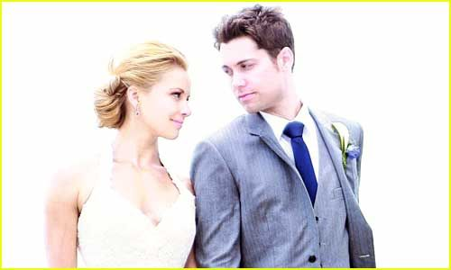 April – Drew Seeley & Amy Paffrath MARRY | Couples | Amy ...