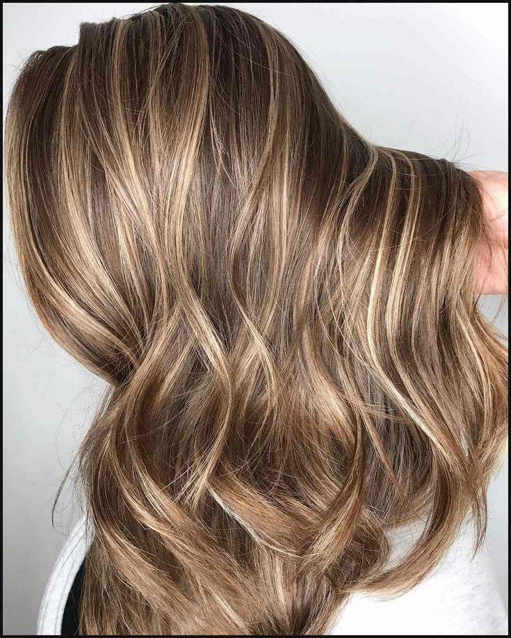 55 modische Ideen für braunes Haar mit blonden Highlights.#fashion