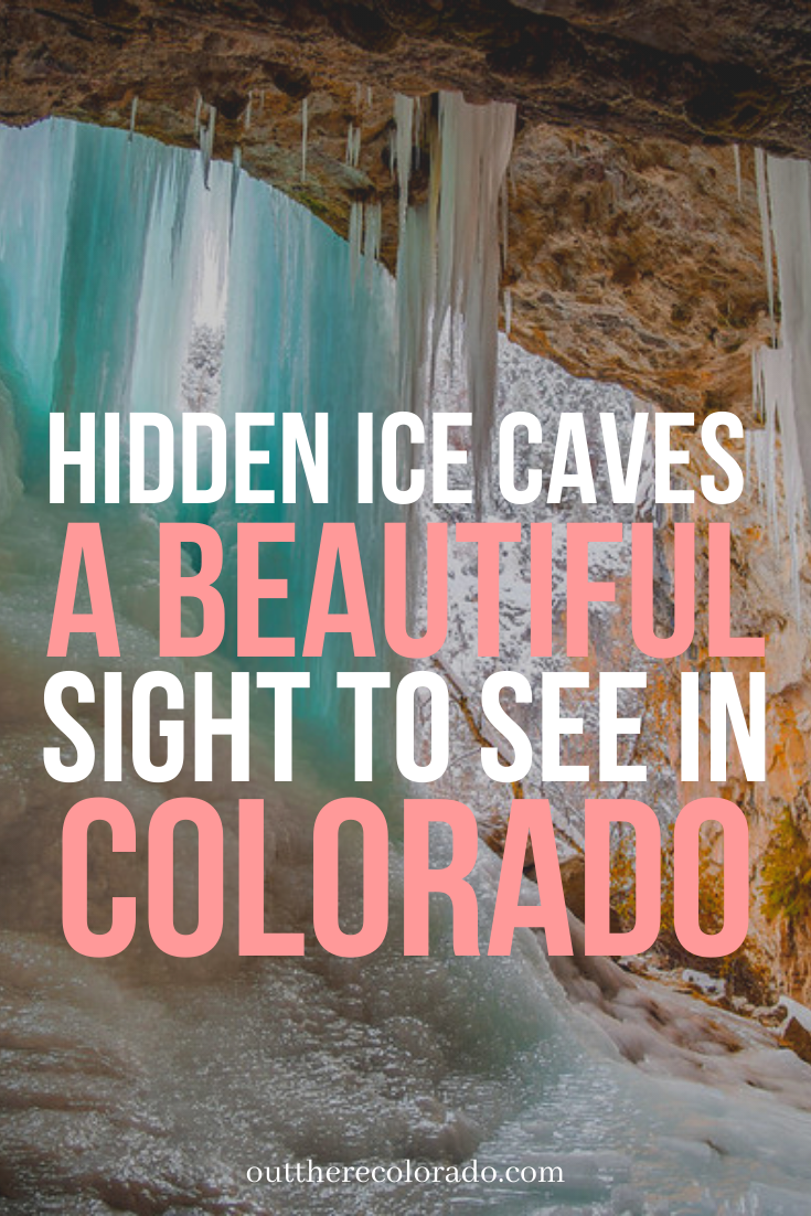 Photo of Hidden ice caves a beautiful sight to see in Colorado