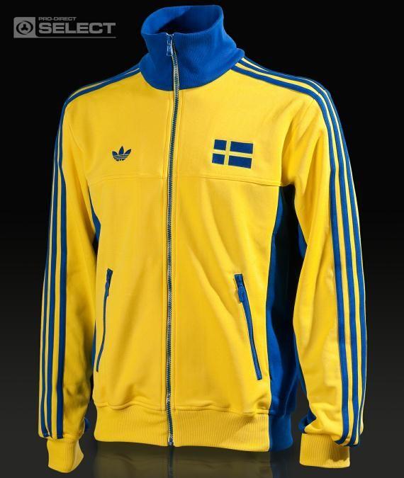 7779da2800bf adidas Originals Sweden Track Top