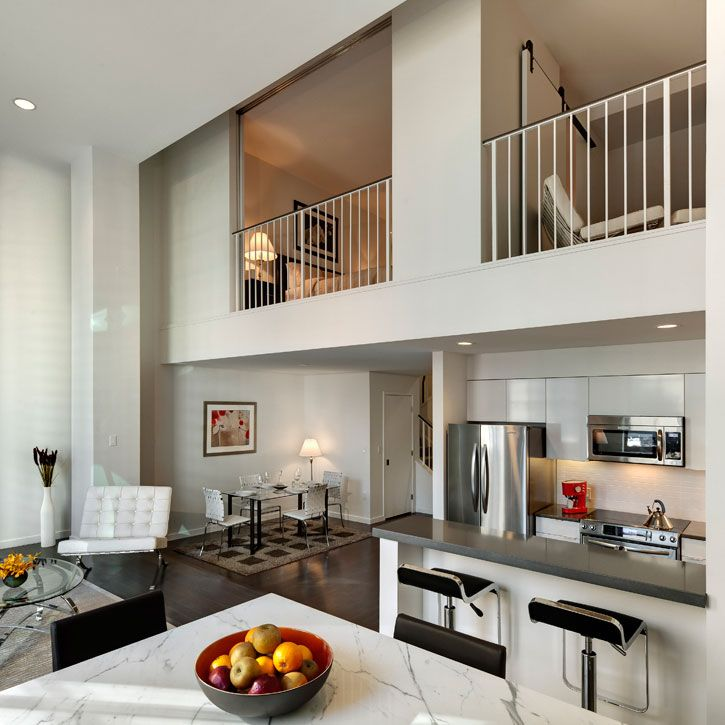Great Luxury Downtown Boston Apartments | The Lofts At Atlantic Wharf
