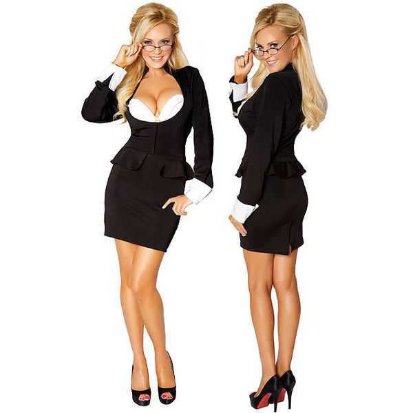 Bridget By Roma Secretary Odgirl Com Sexy Lingerie Sexy 98  E2 9d A4 Liked On Polyvore