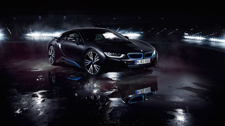 Beautiful Black Car Hd Wallpapers Download Bmw I8 Bmw Wallpapers