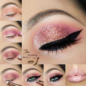 Cómo maquillarse: consejos paso a paso para un look perfecto: M …, #den # para …
