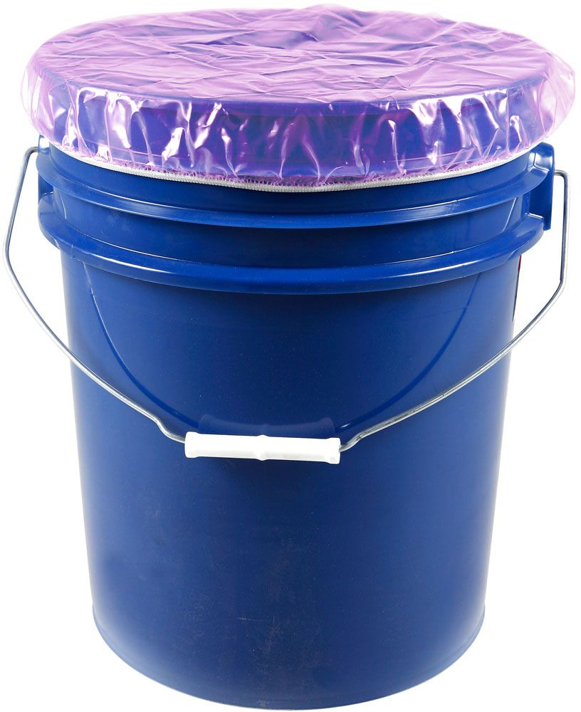 Our 5 Gallon Small Elastic Antistatic Plastic Drum Cap Covers Protect Contents Of A Gallon Drum From Contaminants Such As Water Plastic Drums Gallon Metal Drum