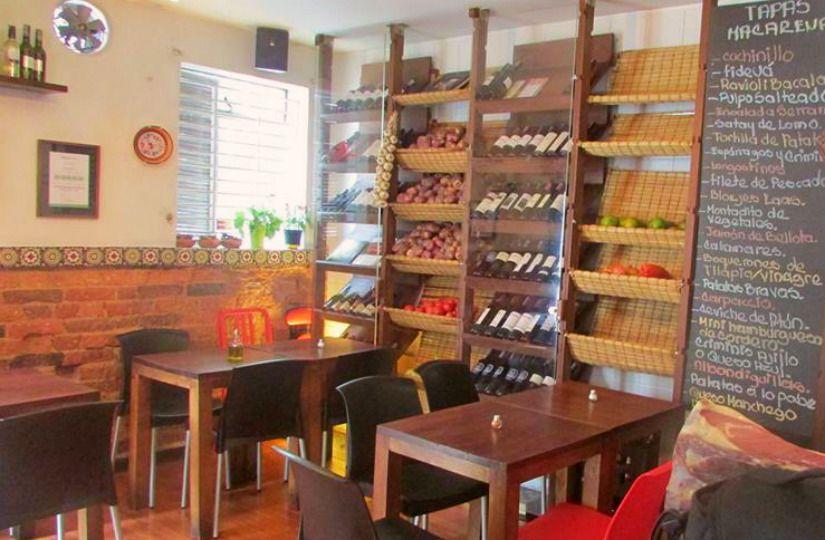 restaurantes pequeños - Buscar con Google RESTAURANTES Pinterest