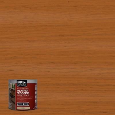 Behr Premium 8 Oz St 533 Cedar Naturaltone Semi Transparent