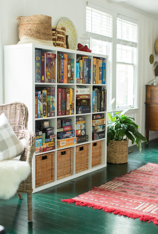 How To Organize And Store Board Games