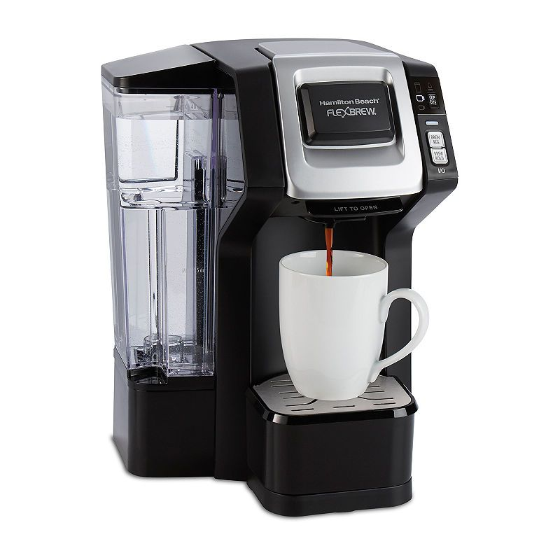 Coffee machine maker lifts the lid on