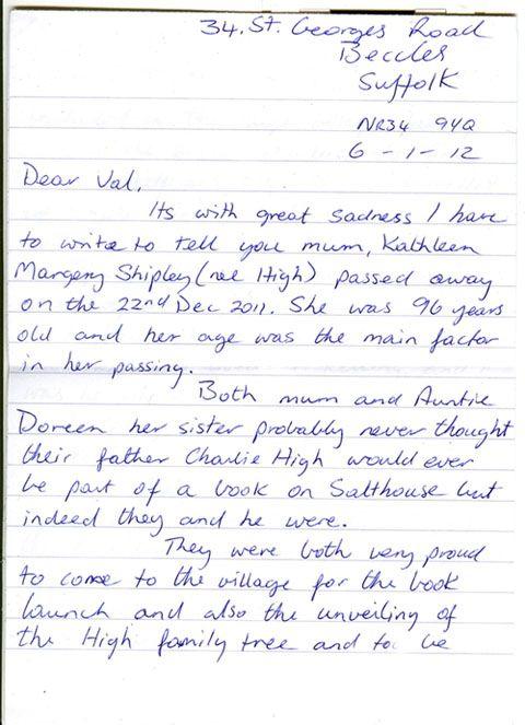 thank you steve for this lovely letter memory sample mom free - sample mom thank you letter