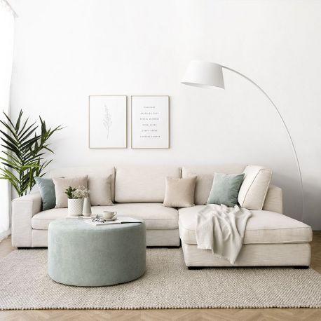 Sofás tapizados para tu salón