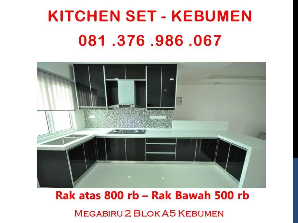 Jual Kitchen Set Kebumen Daftar Harga Kitchen Set Kebumen Harga Kitchen Set Ikea Kebumen Dapur Peralatan Dapur Ruko