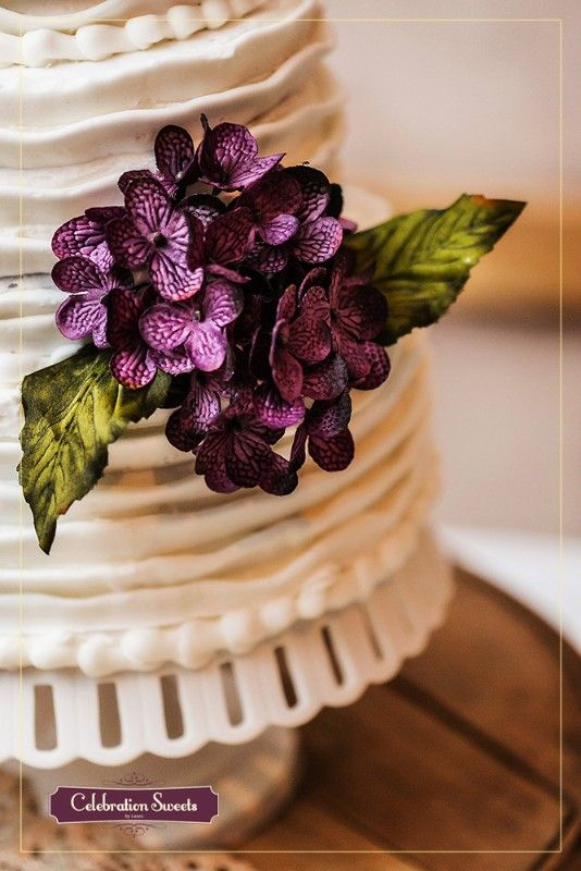 Beautiful cakes by Celebration Sweets!